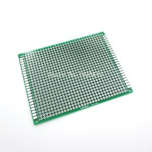 Prototype Glass Fiber PCB Circuit Board Copper Soldering